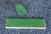 Celá plocha je rovnoměrně a vydatně natřená pastou.